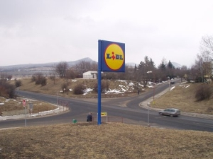 -Lidl - Lovosice-